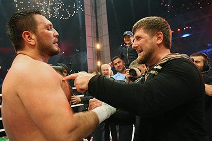 Кадыров анонсировал проведение еще одного боя Чагаева в Грозном