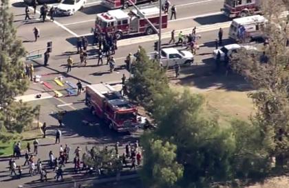 Полиция уточнила число жертв перестрелки в Калифорнии