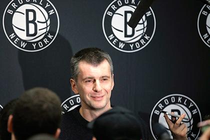 Прохоров станет единоличным владельцем клуба НБА «Бруклин Нетс»