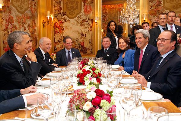 О чем пытаются договориться мировые лидеры на саммите в Париже: Политика: Мир: