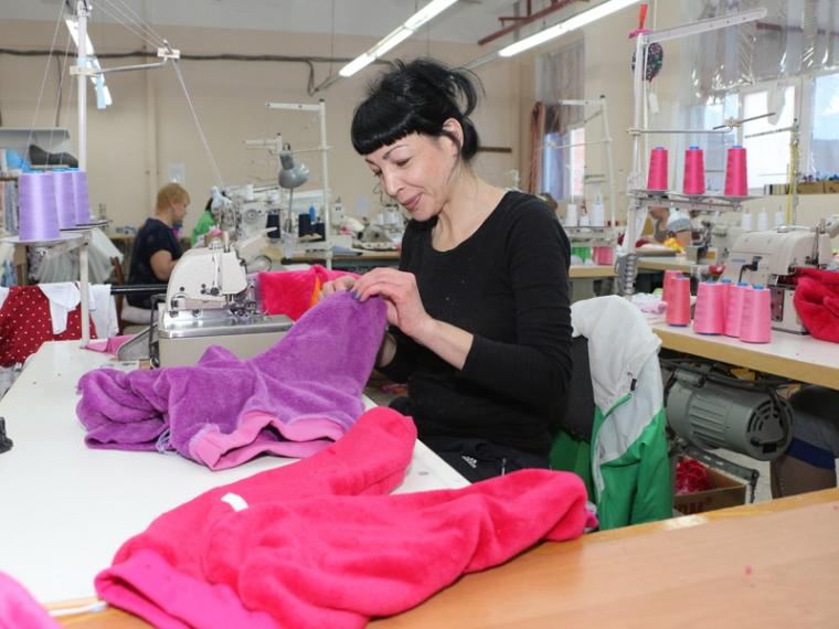 Омские швейники готовы заменить турецких по нескольким позициям