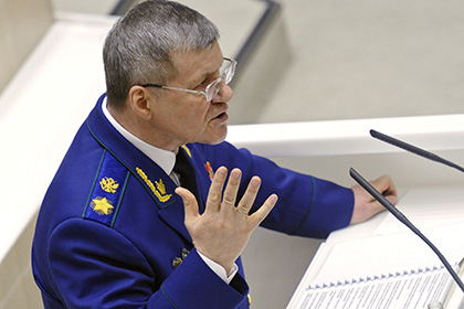 Депутаты Госдумы заступились за Чайку