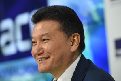 Кирсан Илюмжинов потребует отСША компенсацию $50 млрд