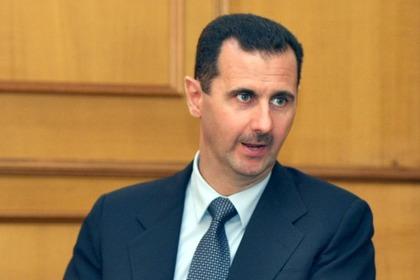 Асад предрек провал британской кампании в Сирии