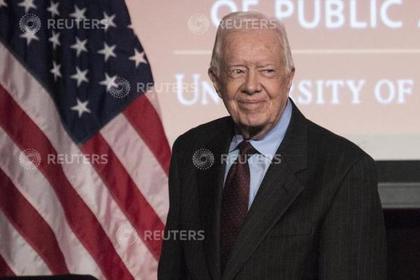 Джимми Картер вылечился от рака мозга