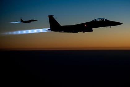 Международная коалиция по ошибке атаковала сирийских солдат