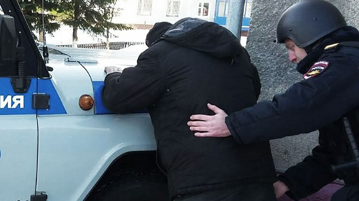 Житель из Муромцево «напал» на администрацию