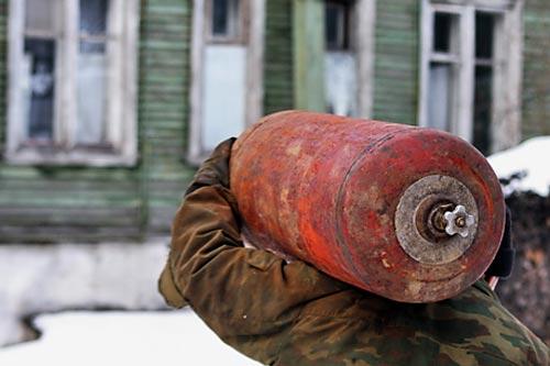 МЧС предотвратили очередной взрыв газового баллона